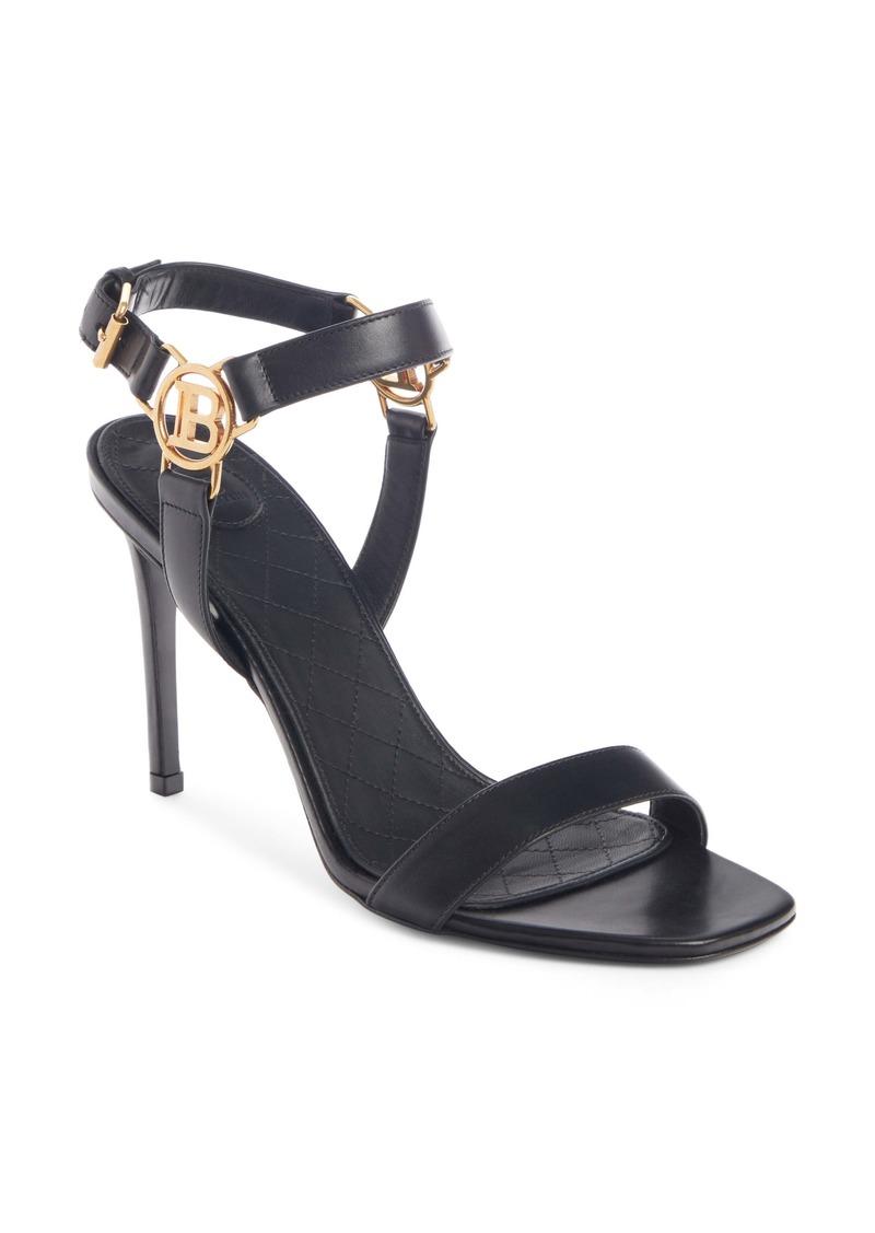 Balmain Pernille Buckle Sandal (Women)