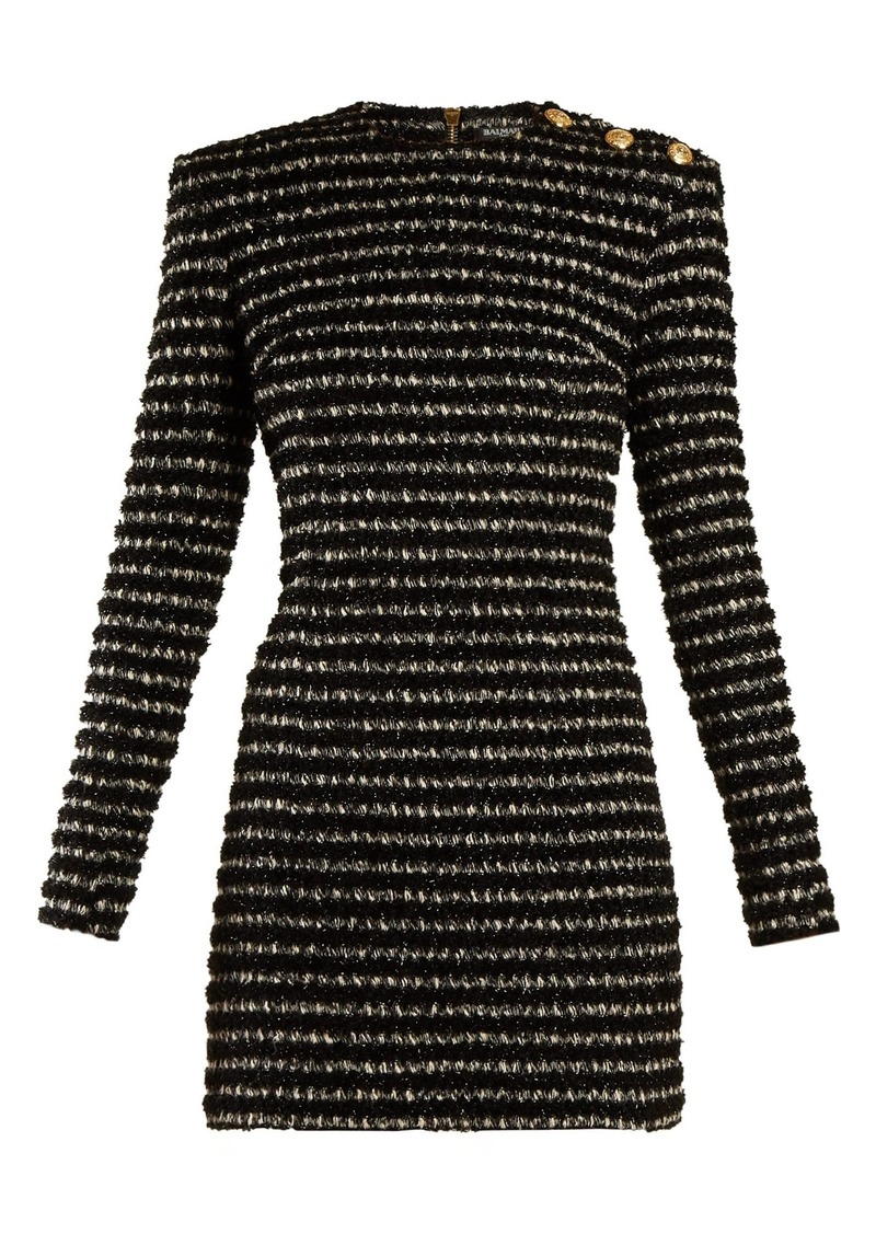 e0069dc3 Balmain Balmain Tweed mini dress | Dresses