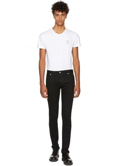 Balmain Black Straight-Fit Jeans