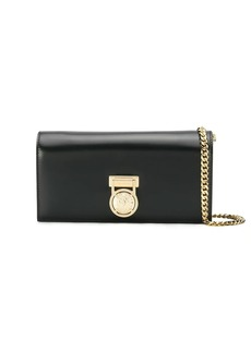 Balmain box chain wallet