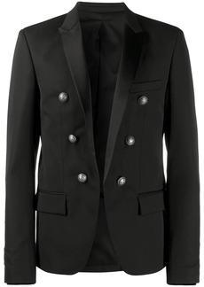 Balmain button detailed blazer