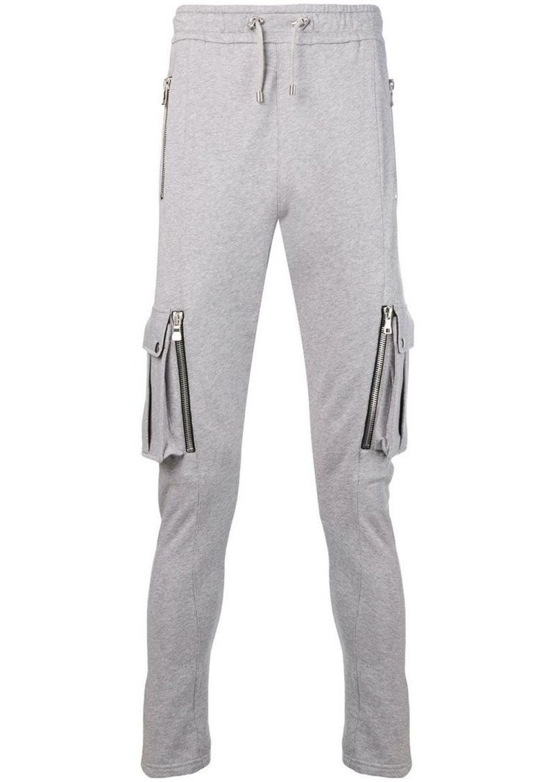 Balmain cargo trousers