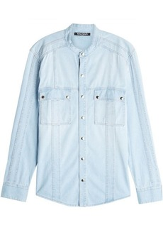 Balmain Chambray Shirt