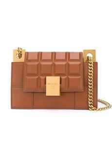 Balmain Chocolat 23 shoulder bag