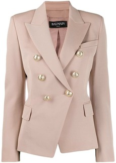 Balmain classic tailored blazer