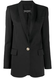 Balmain classic tailored blazer