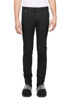 Balmain Coated Denim Jeans