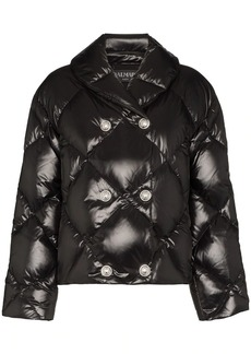 Balmain double breasted puffer jacket