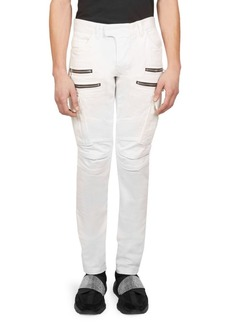 Balmain Double Zip Cargo Pants