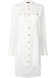 Balmain elongated loose blouse