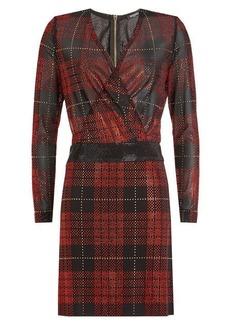 Balmain Embellished Mini Dress