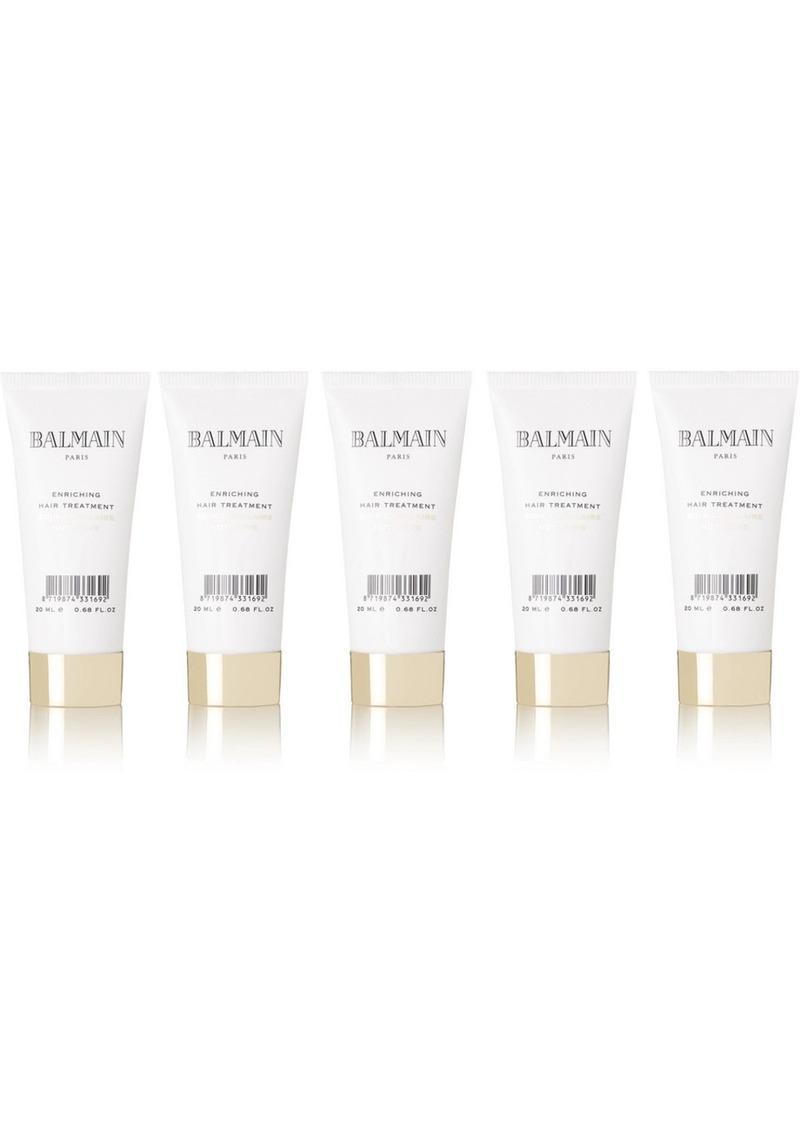 Balmain Enriching Hair Treatment, 5 X 20ml