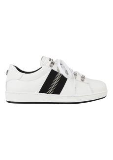Balmain Esther Zip Detail Sneakers