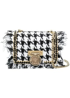 Balmain fringed shoulder bag