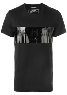 Balmain front logo T-shirt