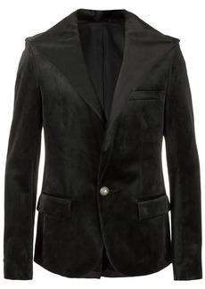 Balmain hooded blazer
