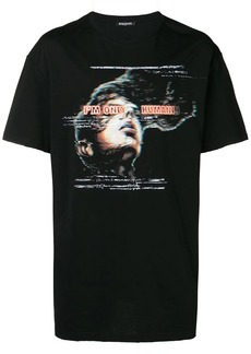 Balmain 'I'm only Human' T-shirt