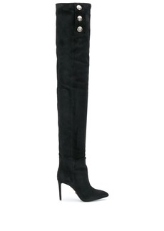 Balmain Janet thigh-high boots