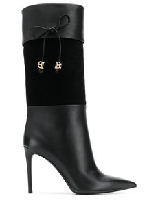Balmain knee-length BB boots