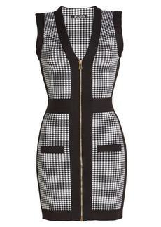 Balmain Knit Mini Dress