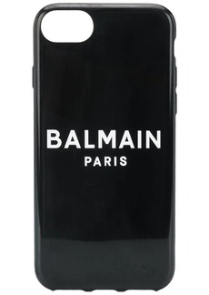 Balmain logo print iPhone 6/7/8 case