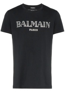 Balmain Logo-print T-shirt