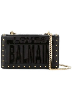 Loves Balmain crossbody bag