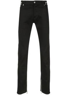 Balmain low rise skinny jeans