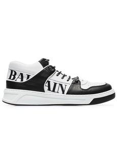 Balmain low-top logo sneakers