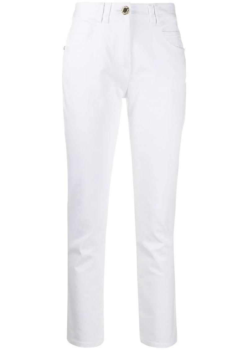 Balmain mid-rise slim-fit jeans