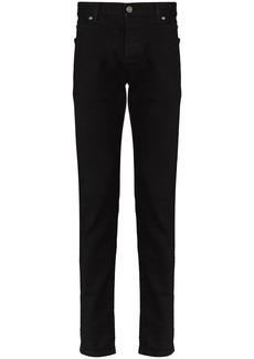 Balmain mid-rise slim-leg jeans