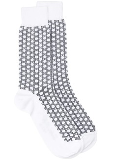 Balmain monogram socks