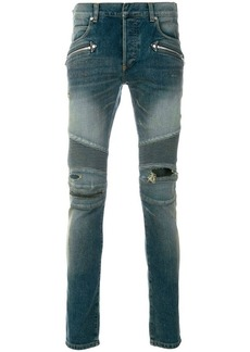 Balmain Nervures 7-pocket jeans