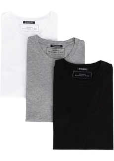 Balmain Pack of 3 T-shirts