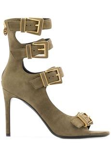 Balmain Paige buckled sandals