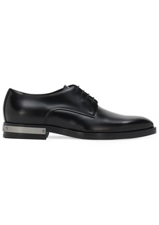 Balmain Prince Leather Derby Shoes