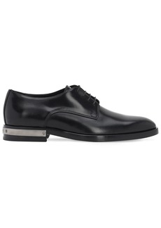 Balmain Prince Leather Lace-up Shoes