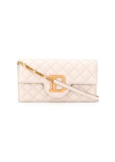 Balmain quilted smartphone bag
