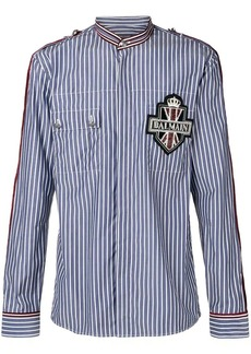 Balmain 'Ranking officer' shirt