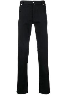 Balmain regular fit trousers