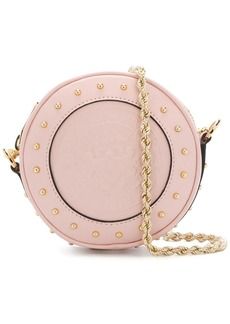 Balmain round Disco shoulder bag