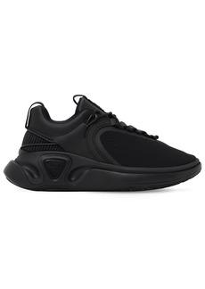 Balmain Runner Tech Mesh Low Top Sneakers