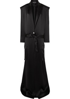 Balmain Satin Coat