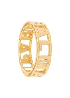 Balmain signature cuff bracelet