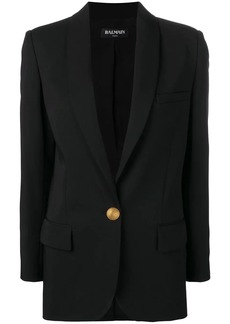 Balmain single-breasted blazer