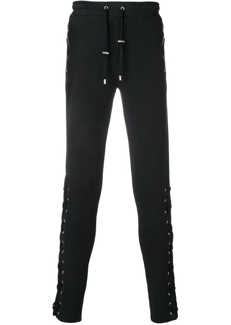 Balmain skinny leg trousers