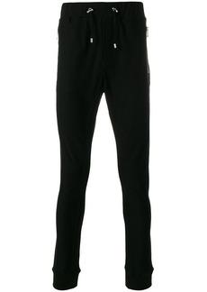 Balmain skinny track pants