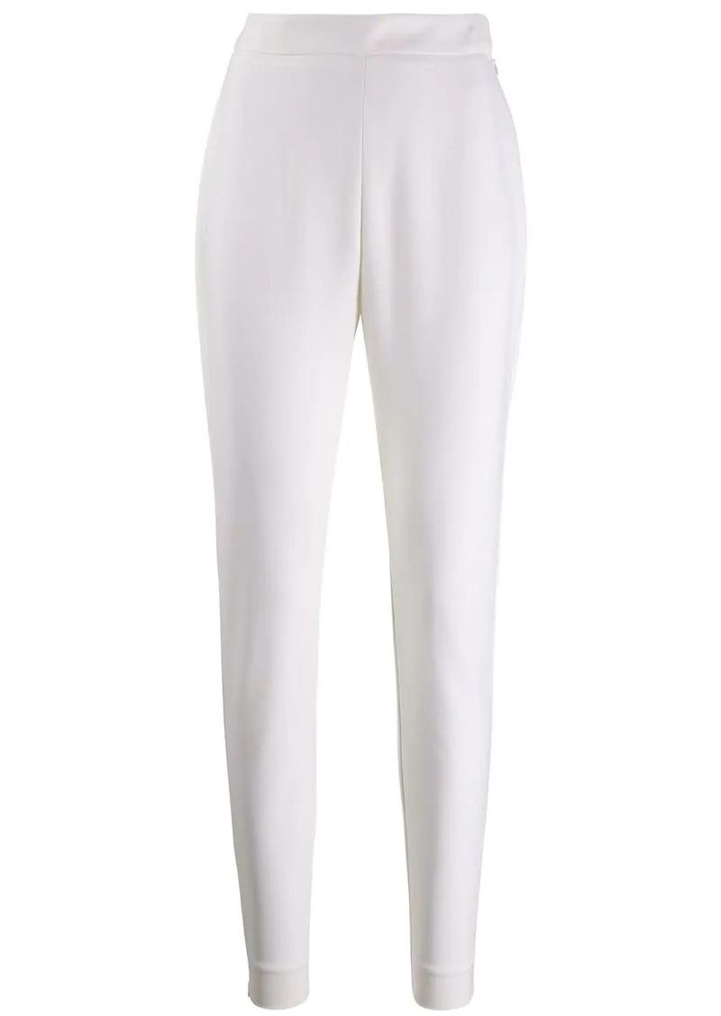 Balmain slim fit tailored trousers