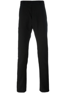 Balmain slim fit trousers