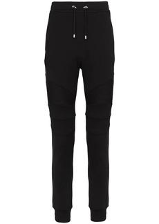Balmain slim-leg track trousers